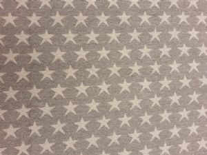 STAR PANEL DOUBLE SIDED 145cm x 60cm - FABRIC - 55% POLYESTER AND 45% COTTON